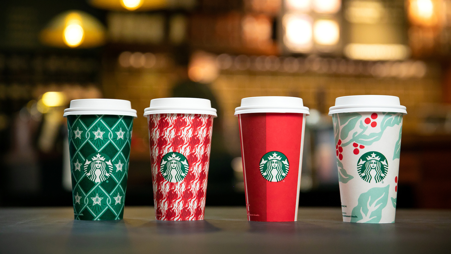 You Can Snag a Sweet Deal at Starbucks Today