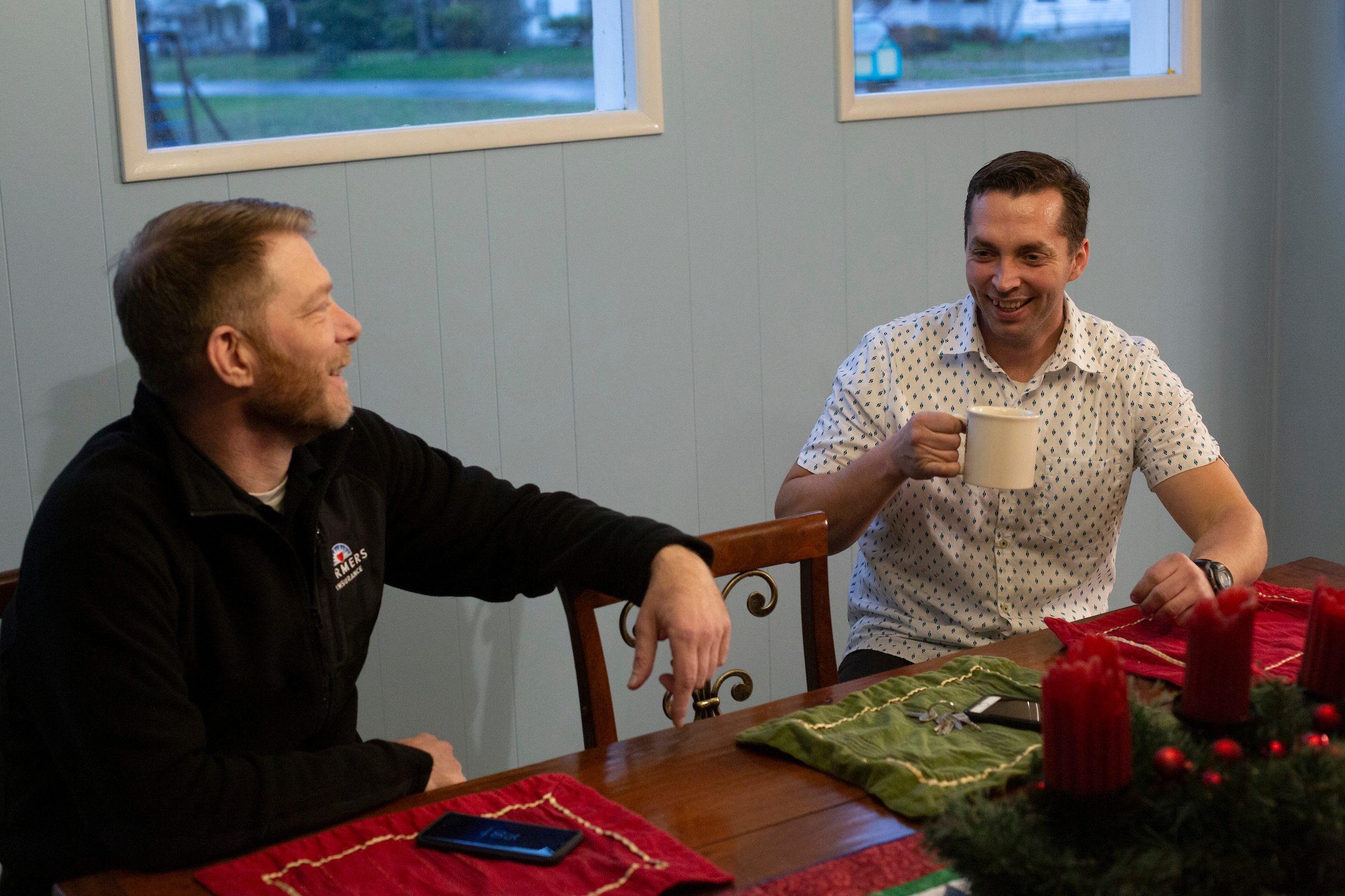 Starbucks regular to get lifesaving kidney from fellow Army vet after barista shares devastating story