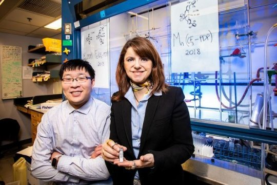 Drug development options diversified with new metal catalyst