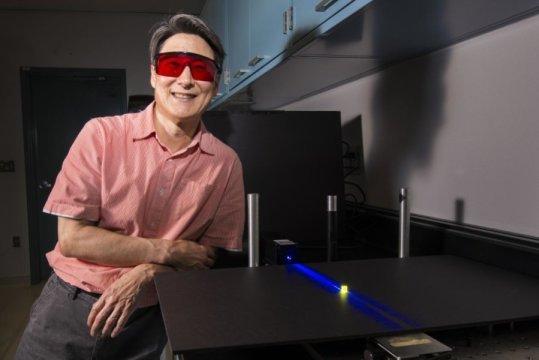 Engineered light to improve health, food
