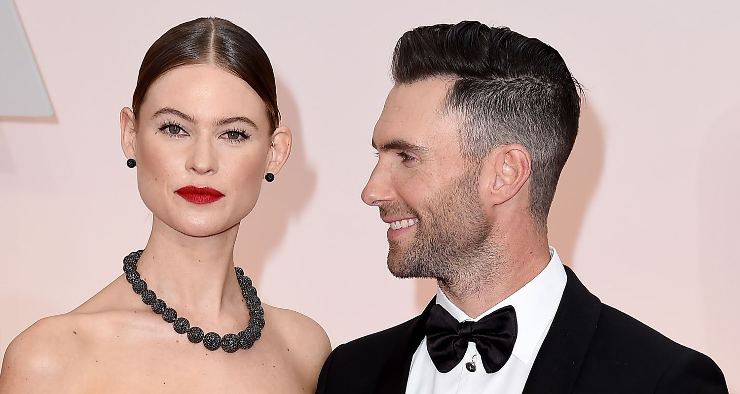 Behati Prinsloo Gets Real About Her Struggle With Postpartum Depression