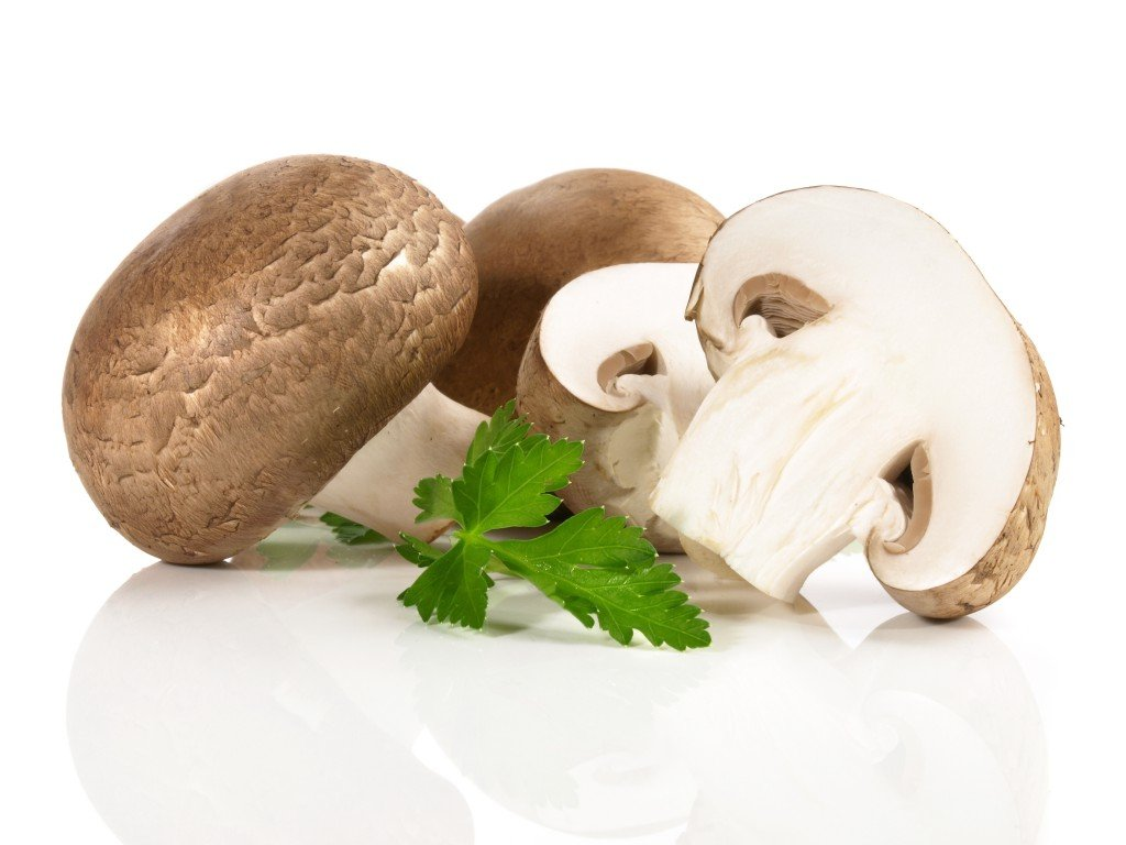 Cultivated Champignon mushrooms with about 30-fold higher levels of Vitamin D: Are these mushrooms still healthy?