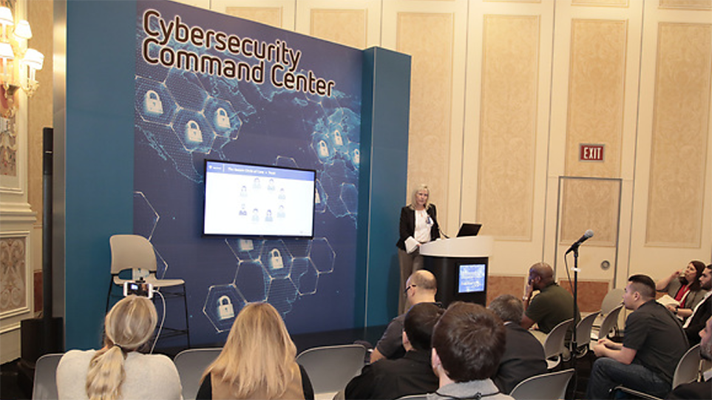 Cybersecurity command center at HIMSS19: What to expect