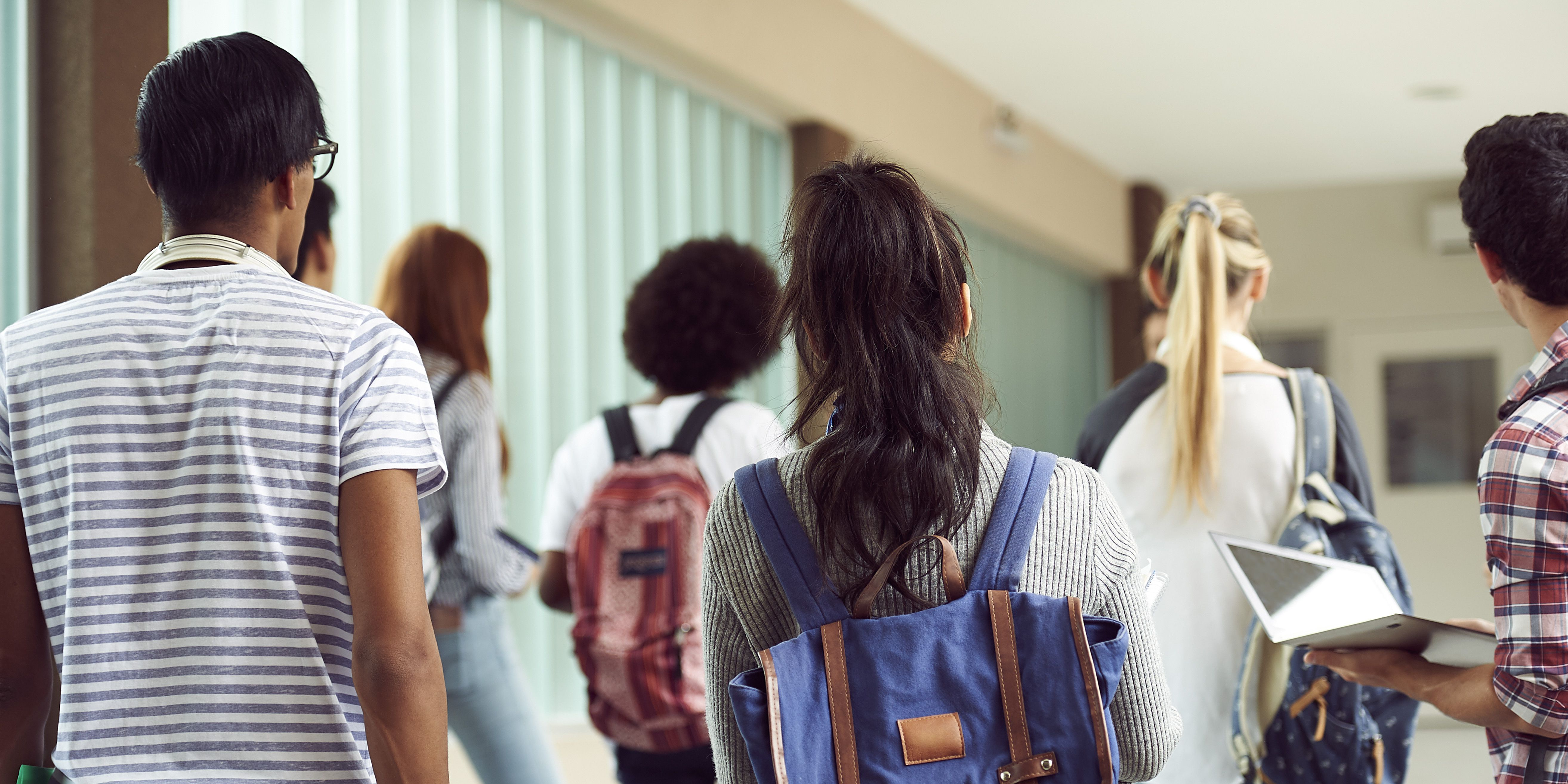 What It's Like for Students With Addictions to Attend a 'Recovery High School'