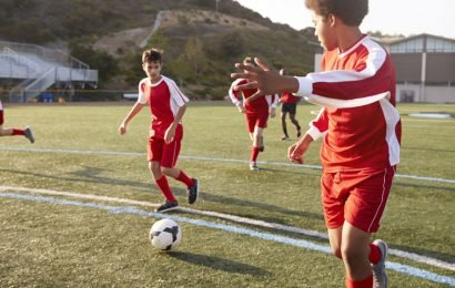 Sports in recreation improves school grades