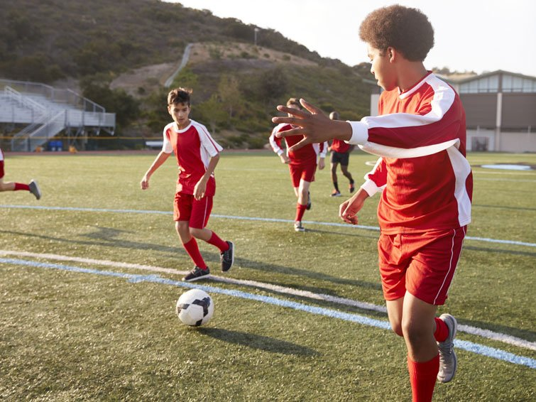 Sports in recreation improves school grades