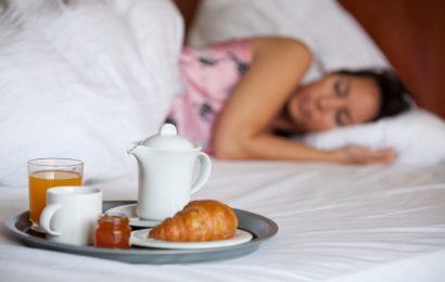 Diet studies: early Breakfast prevents the Slimming
