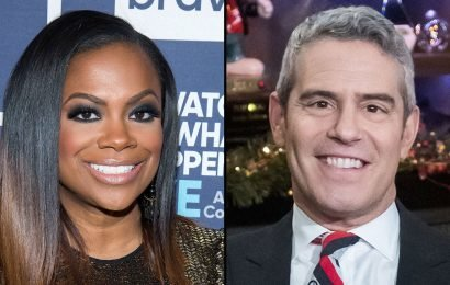 Watch Kandi Burruss Tear Up Talking About Andy Cohen's Surrogacy Advice