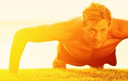 Heart researchers: the number of push-UPS says a lot about the health of your heart