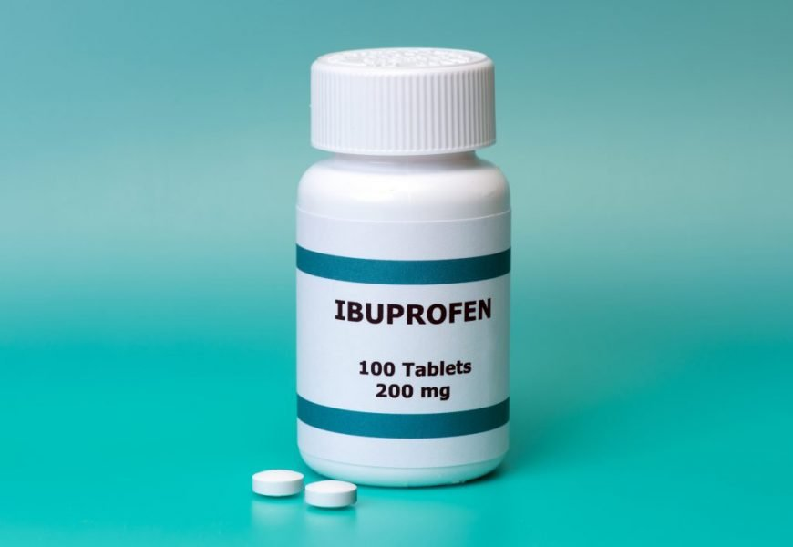 The research team discovered a previously unknown side effects in the pain reliever Ibuprofen