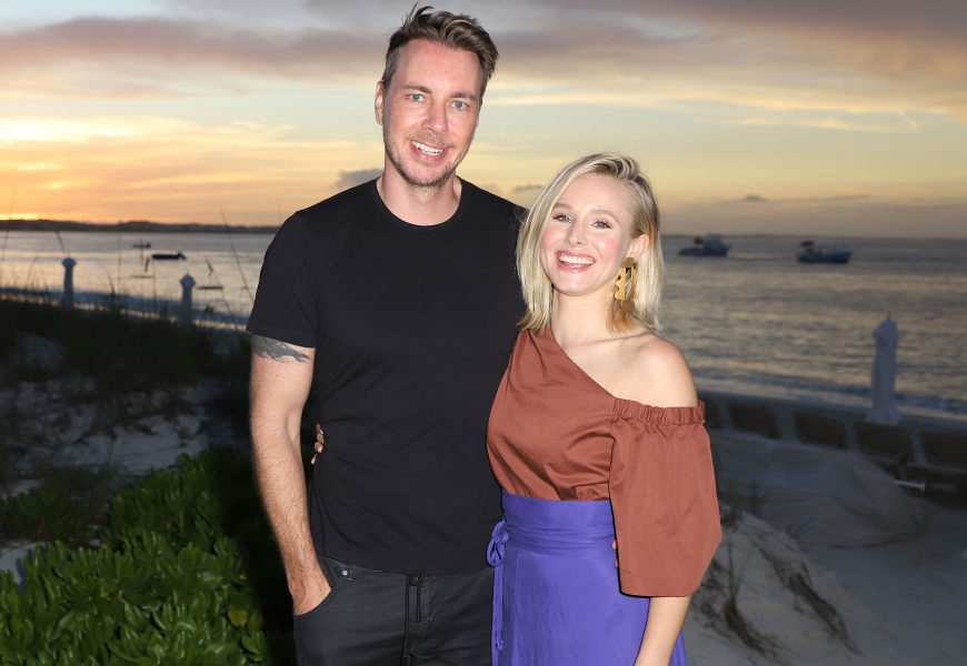 Kristen Bell and Dax Shepard Launch New Plant-Based Baby Product Line — All the Details