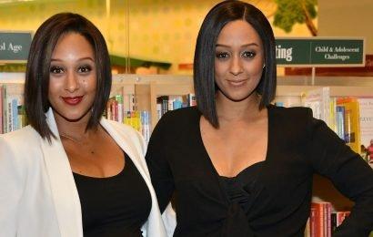 'The Real' host Tamera Mowry drank twin sister Tia's breast milk for 'healing properties'