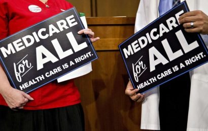 'Medicare-for-all.' But what does that mean?
