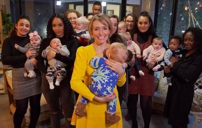 EVE SIMMONS: Spare us from the smug Breast is Best mums like Kate