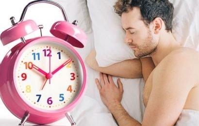 How to sleep: Six tips to help your body adjust when the clocks go forward