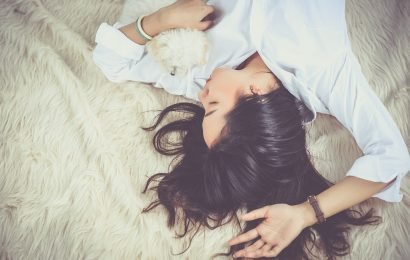 In healthy young women, sleep quality varies throughout the menstrual cycle
