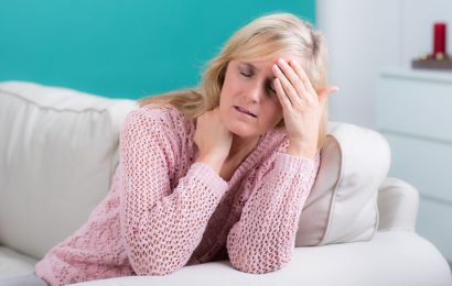 Time of the period and the menopause points to later dementia risk