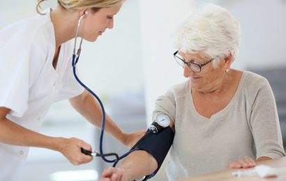 Study: to lower A high blood pressure is not for all patients is advisable