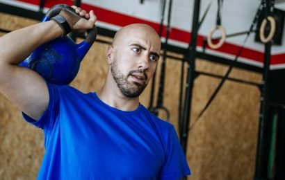 Rock Your Entire Body With This Lightspeed Kettlebell Crusher