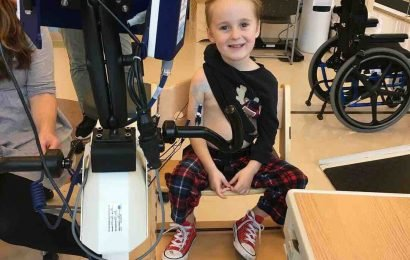 Boy, 4, Undergoes Surgery for 'Terrifying' Polio-Like Illness That Left Him Partially Paralyzed