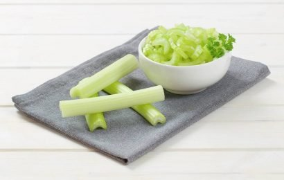 From the soup green to a Superstar: Why celery is nothing more than a fashion vegetables