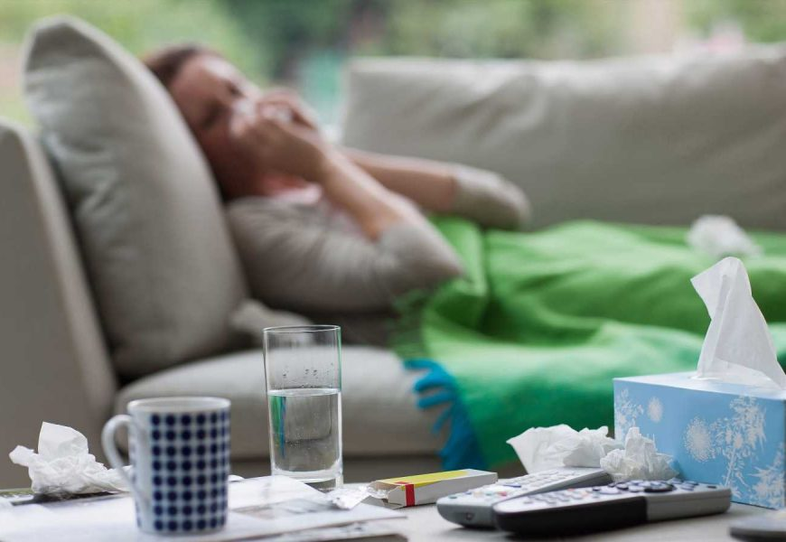 Second Wave of Flu Makes This Season the Longest in 10 Years
