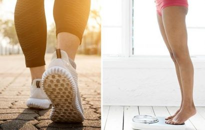 Walking for weight loss: How much should I walk every day to lose weight and burn fat