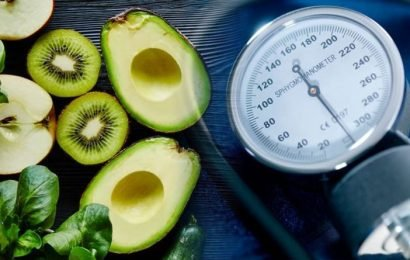 High blood pressure: The one green-coloured fruit that could help lower your reading