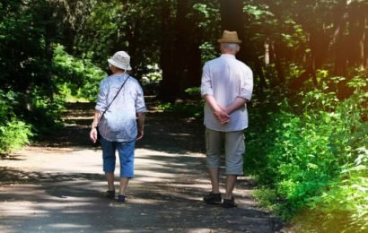 Just an hour of weekly walking staves off disability: All brisk walking, even short walks, help prevent disability in older adults with osteoarthritis