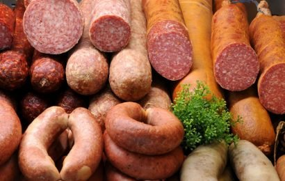 Study: foods the cancer risk increase