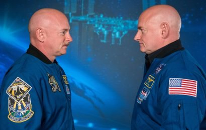 Scott Kelly's Year in Space May Have Aged Him — But He's Mostly Fine