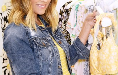 Pregnant Lauren Conrad Shows Off Her Growing Baby Bump Nearly 2 Weeks After Revealing She's Expecting