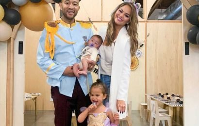 Chrissy Teigen Reveals Why Sharing the Parenting 'Bad Guy' Role Is Very 'Helpful' with Daughter Luna