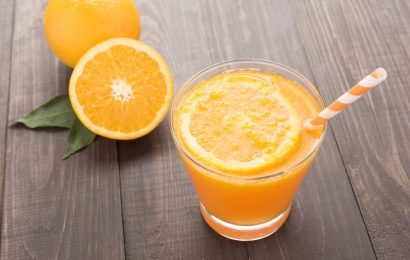 What really is healthier: Fresh orange or maybe orange juice?