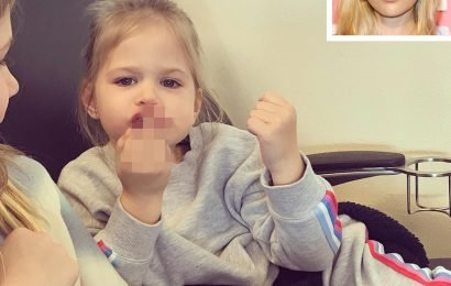 Sara Foster Jokes About 'Nailing Parenting' as Daughter Flips off the Camera in Hilarious Snap