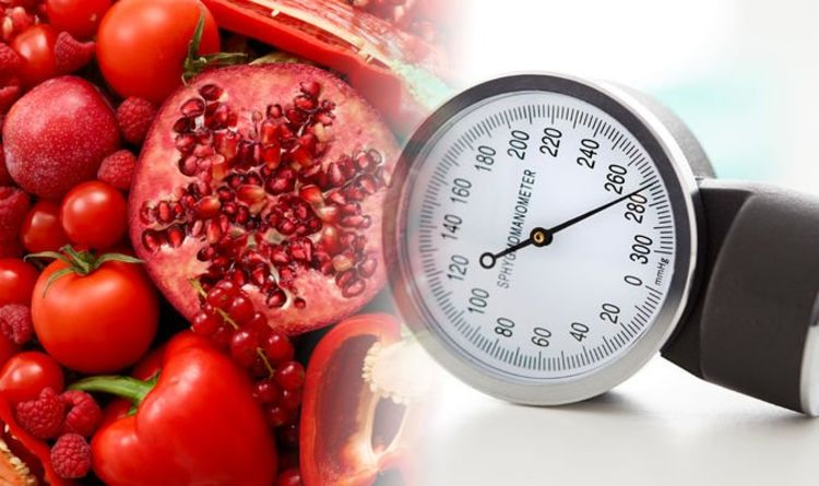 High blood pressure: Eating this red fruit could help lower your reading