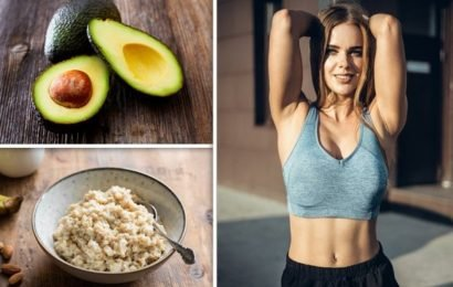 How to burn belly fat WITHOUT exercising: Eat these eight foods