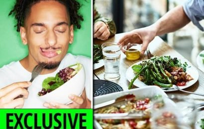 How to become vegetarian for National Vegetarian Week: 10 easy tips on how to go meat-free