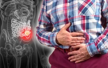 Bowel cancer warning – why you should never ignore this feeling in your stomach