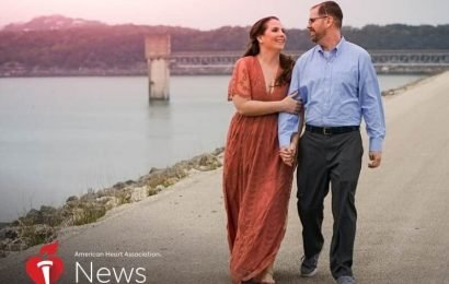 She asked Google for story about coast guard stroke survivor and found her soulmate