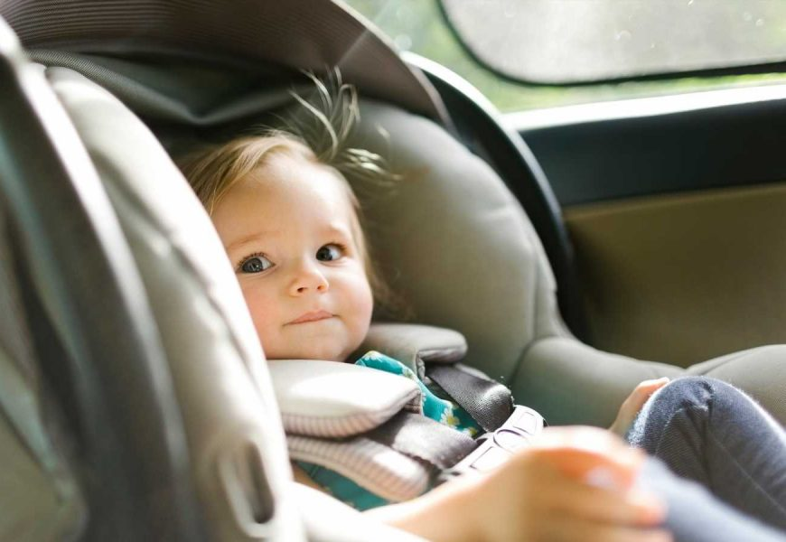 Why New Study Urges Parents to Not Leave Their Baby Sleeping in a Car Seat While Not in the Car