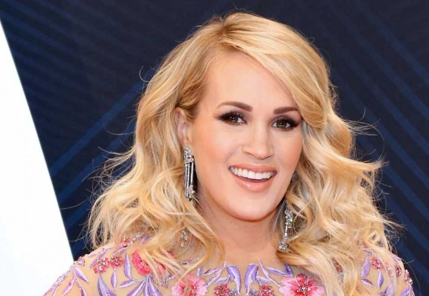 Carrie Underwood Says She's Unsure About Having More Kids After 3 Miscarriages