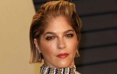 Selma Blair Just Shared A Photo Revealing She Feels 'Sick As Hell' After MS Treatments