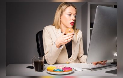Unhealthy food at work may up risk of lifestyle ailments, finds study