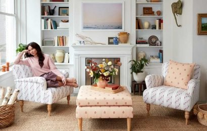 Minnie Driver Launches a Furniture Line Inspired by Her 'Very English' Roots — and Her Mom!