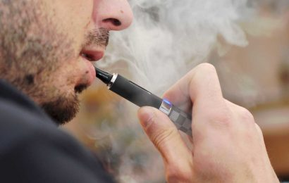 Teen's Vape Explodes in His Mouth, Shattering His Jaw