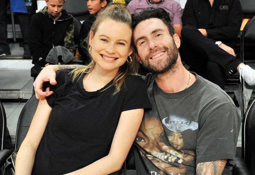 Behati Prinsloo Felt 'Helpless' Due to PPD – but Husband Adam Levine Was 'Incredibly Supportive'