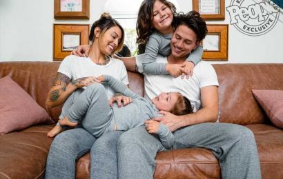 'Party of Five!' Jackson Rathbone and Wife Sheila Expecting Third Child — a Baby Boy