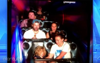Jason Sudeikis Calls Out Olivia Wilde for 'Traumatizing' Their 4-Year-Old Son on Space Mountain