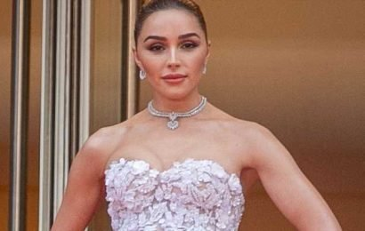 Olivia Culpo's Workout Routine Looks Totally Bonkers In The Best Way